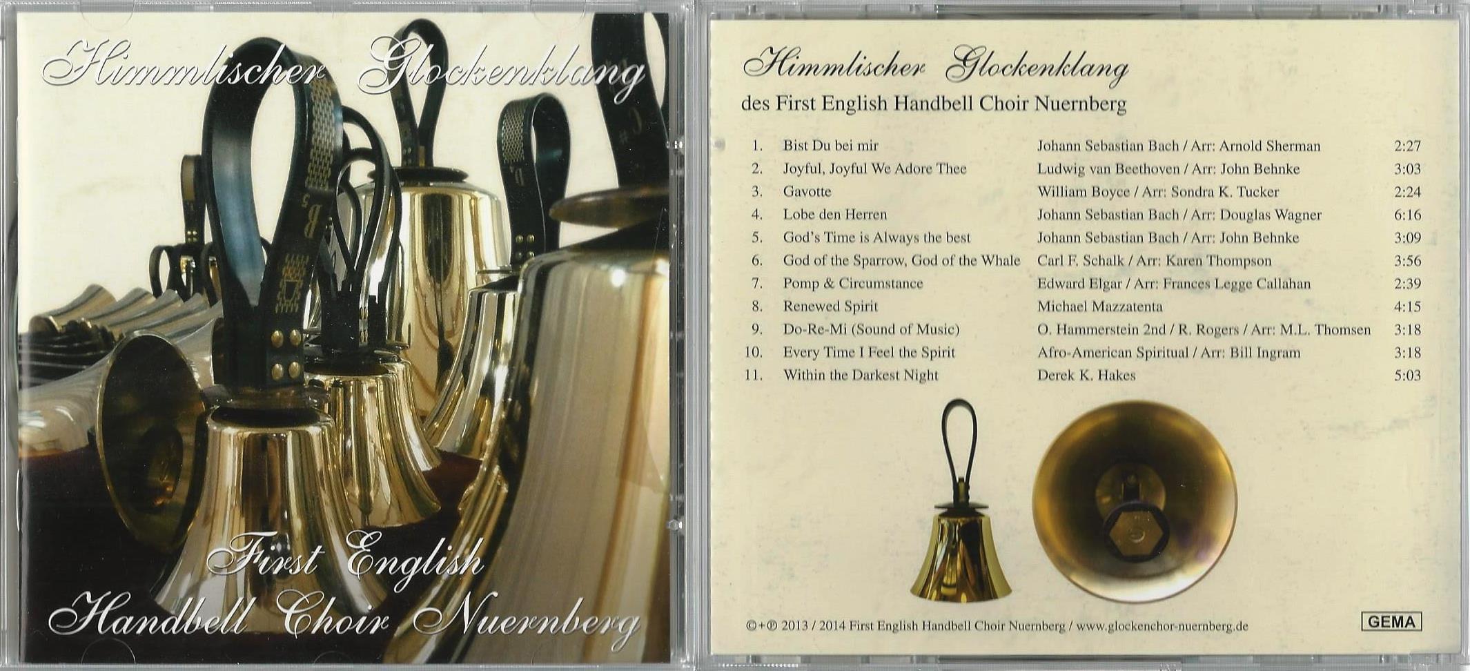 CD Himmlischer Glockenklang